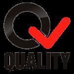Quality Vidros Esquadrias de Alumínio logo