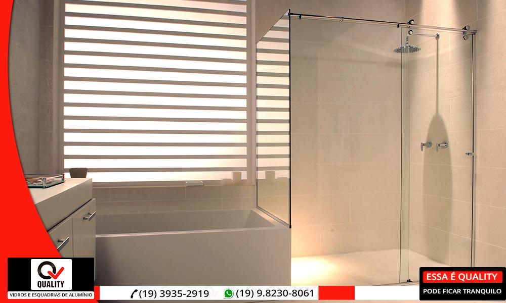 box elegance sobre banheira